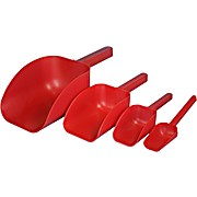 SteriWare® Disposable Red PharmaScoop®