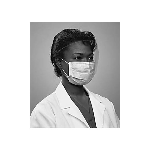 fluid resistant surgical mask