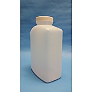Natural HDPE Oblong Bottles