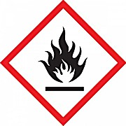 GHS Pictogram Label: Flame