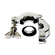 KF/NW16 Aluminum Wing Nut Flange Quick Clamp & Centering Ring