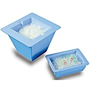 IceCool Ice Bukets, IceCool bucket, Capacity: 4 liter, Dimensions: 19 x 19 x 17cm