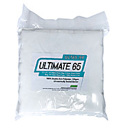 ULTIMATE 65™ Double-Knit Polyester, Ultrasonically Sealed-Border Cleanroom Wipers