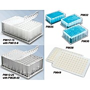 Deep Well Plates 96 x 2ml, Sterile, polypropylene, square well, 2ml Well Cap. Qty:50