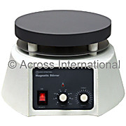 2.5-Gallon Capacity Heated Magnetic Stirrer