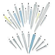 Pipet Tips for All Leading Pipettors, Finnpipette®, Titertek®, and SMI® AirPettor, Photo: p, Natural, 5000µl, 11.5 x 148mm, Qty: 500