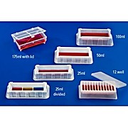 OctaPool™Solution Reservoirs, 25ml, disposable, divided, sterile, one per bag,  Qty: 100