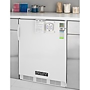 Under-counter refrigerator, front breathing, 5.3 cu. ft.