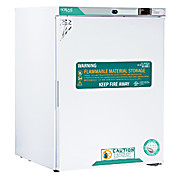 White Diamond Series Flammable Storage Undercounter Refrigerators