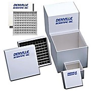 "Cardboard Dividers 25-Place for 2"" Mini Box, 11.5 mm cell opening, 2 5/8 x 2 5/8 x1 1/4"""