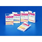 pH test strips, 7.0-14.0 pH