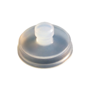 Knobbed Dust Protection Caps for 14 mm O.D. PFA Micro Vials