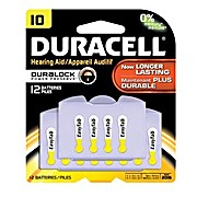 Thumbnail Image for Duracell® Hearing Aid Battery