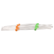 PVC Pure Flared Pump Tubing Orange/Green 0.38 mm I.D. for NexION 2000