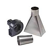 AA and ICP Vent and Blower Kit - 115V