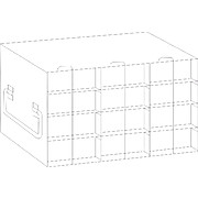 Thumbnail Image for Regular Upright Freezer Racks for 96 Deep-Well Microtiter Plates