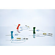 Safety Blood Collection Sets + Luer Adapter