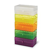 50-Well Microtube Storage Boxes