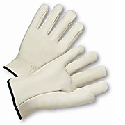 Cowhide Leather Driver Gloves