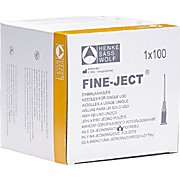 HSW Fine-Ject Hypodermic Needles