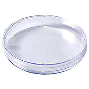 Kord™ 100 x 15 Mono Petri Dish, No Rim for Automation, ISO Mark