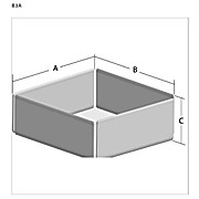 Aluminum Storage Boxes for Cryopreservation