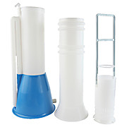 Kartell Automatic Pipette/Burette Washing Set