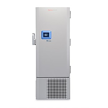 Image of Revco™ RDE Series Ultra-Low Temperature Freezer Package with Racks, Boxes, and CO2 Back-up System
