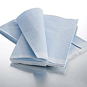 Thumbnail Image for Fanfold Drape Sheets, Tissue/Poly/Tissue