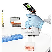 E1-ClipTip™ Bluetooth™ Electronic Adjustable Tip Spacing Multichannel Equalizer Pipettes