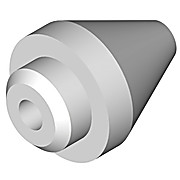 Omnifit® PTFE Cones (Ferrules) for Cap System Fittings and Valves