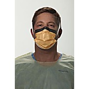 Procedure Mask, Wraparound Visor, Fog-Free, Earloop