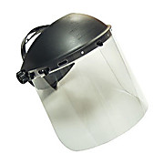 Faceshield, With Head Set