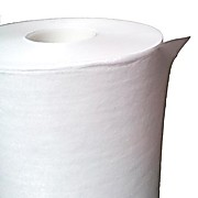 "Perforated Lightweight Polycellulose Wiper Roll, 36"" x 500 ft."