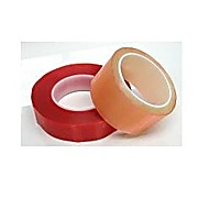 "Double Sided Cleanroom Tape, Clear, .50"" x 36 yards"