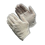 Cotton Lisle Inspection Gloves, Economy, Light Weight - Mens and Womens - ISO9001:2000 Certified