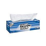 "KIMTECH SCIENCE* KIMWIPES* Delicate Task Wipers, White, 12"" x 12"""