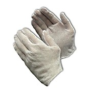 Cotton Lisle Inspectors Gloves, Economy, Light Weight - Mens and Womens