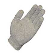 CleanTeam Seamless Knit Nylon / Silver Fiber Electrostatic Dissipative (ESD) Glove, X-Large