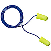 Thumbnail Image for 3M E-A-Rsoft™ Yellow Neons™ Foam Earplugs, Corded, Poly Bag