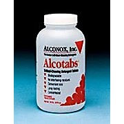 Alcotabs  Alconox Critical Cleaning Detergent Tablets