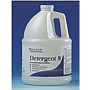 Detergent 8  Low-Foaming, Phosphate Free Nonionic Cleaner, 1 gal