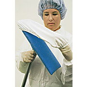 Perfex TruClean 2235 Polyester Cleanroom Slipcovers for Mopheads