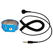 Adjustable Metal Wrist Band with 12ft. Cord, Single Conductor