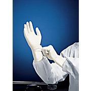 "Kimtech™ G3 Sterile White Nitrile Cleanroom Gloves, 12"", Hand Specific"