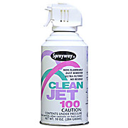 Clean Jet 100 Air Duster 10oz