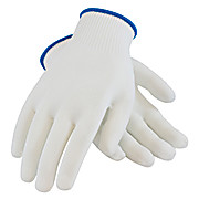 CleanTeam Medium Weight Seamless Knit Nylon Clean Environment Glove - 10 Gauge