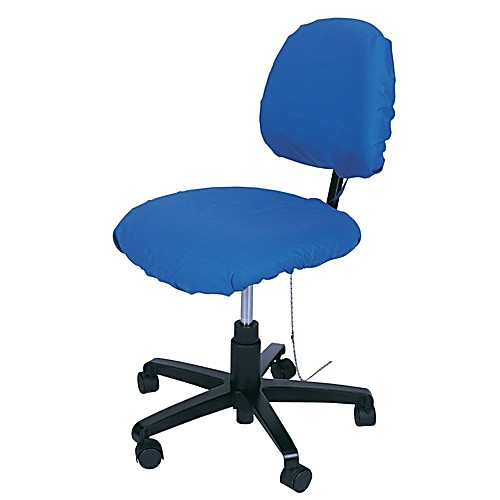 Terrific Statshield Dissipative Chair Cover Royal Blue Caraccident5 Cool Chair Designs And Ideas Caraccident5Info