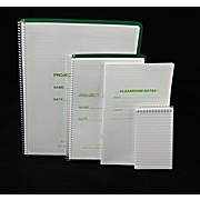 Cleanroom Sprial Notebooks