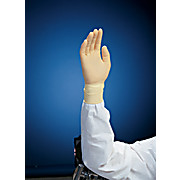 "Thumbnail Image for Kimtech™ G5 Natural Rubber Latex Ambidextrous 12"" Cleanroom Gloves, Class 100"